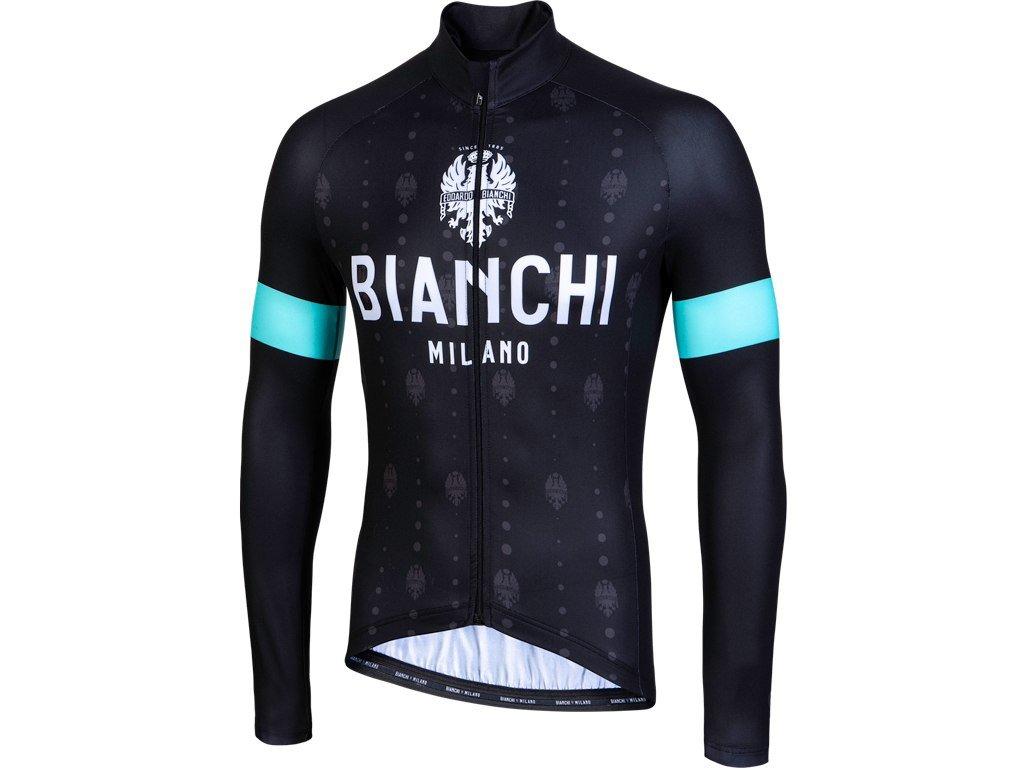 Dres Bianchi Milano PERTICARA - černý