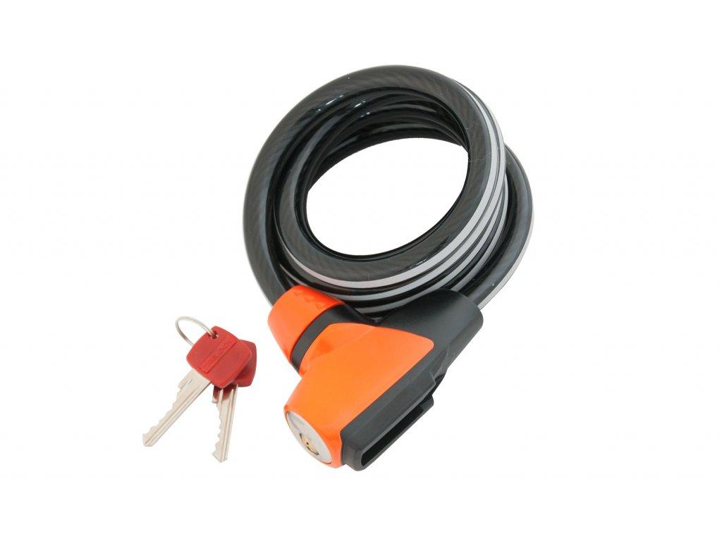 Zámek KTM Trelock SK 350 Black/orange