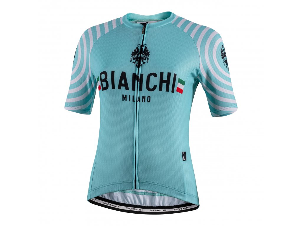 Dámský dres Bianchi Milano ALTANA - celeste