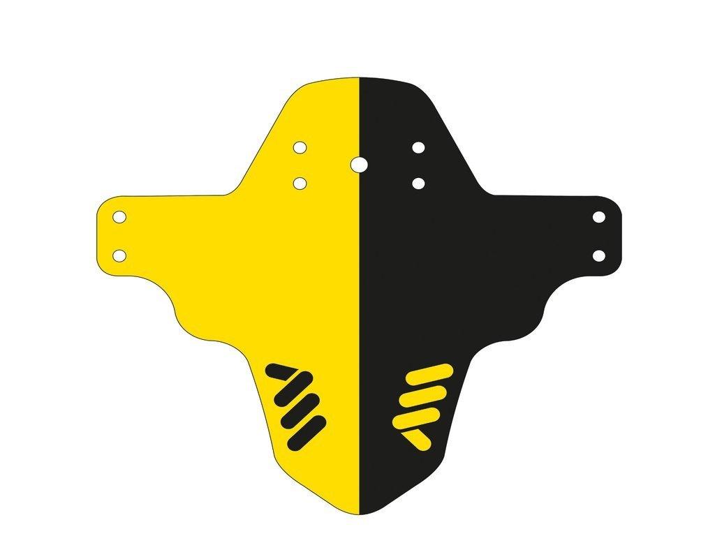 AMS Mud blatníček Yellow/Black
