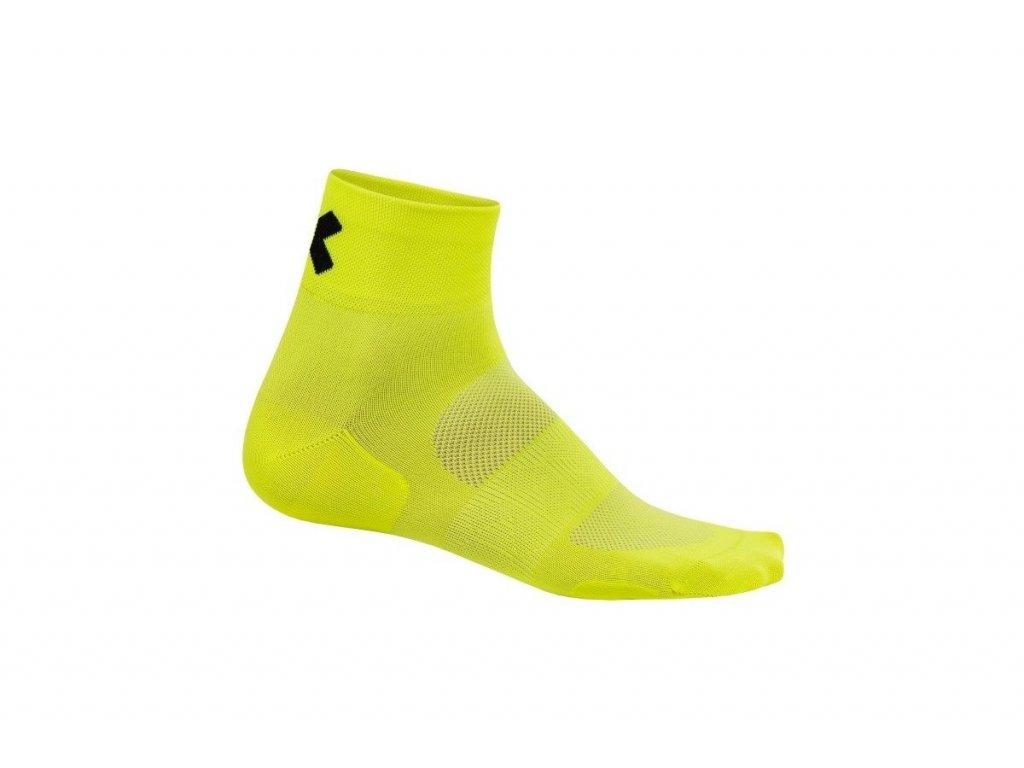 Ponožky Kalas RIDE ON Z - fluo