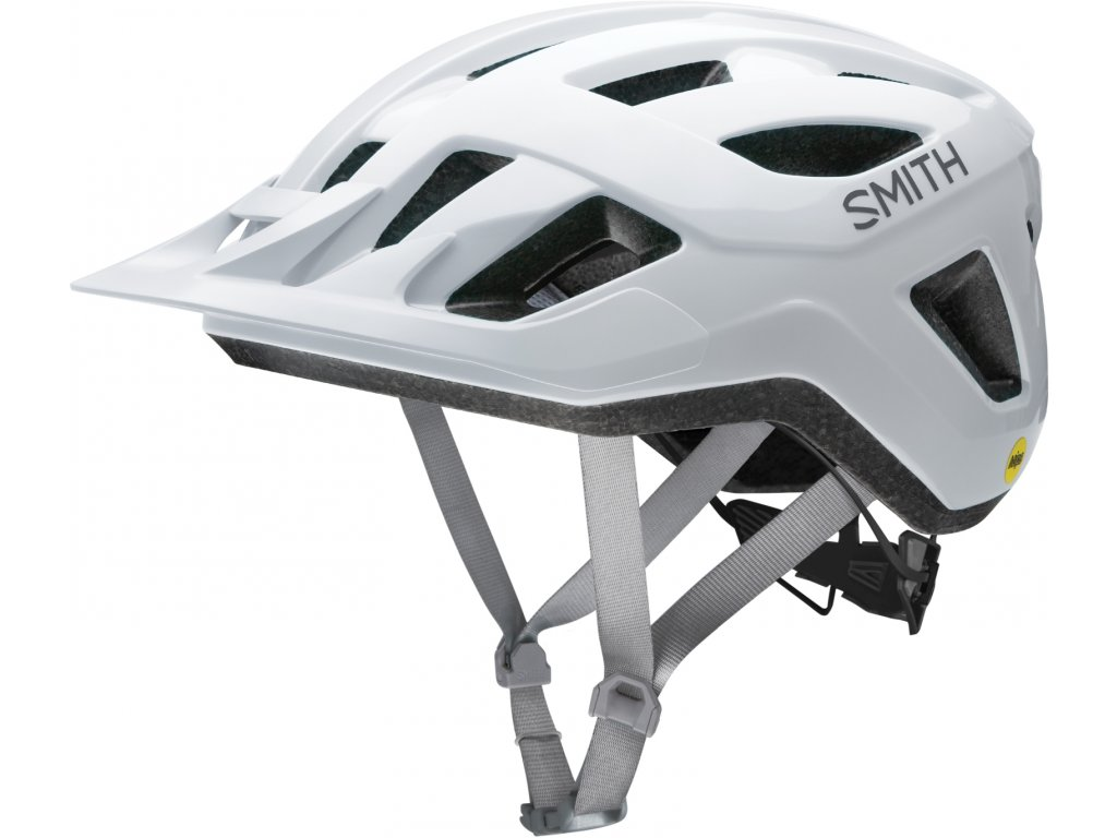 Cyklistická helma Smith Convoy MIPS - white