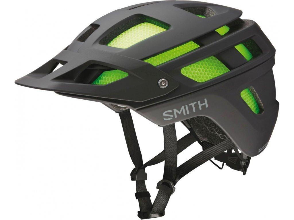 Cyklistická helma Smith Forefront 2MIPS - matte black