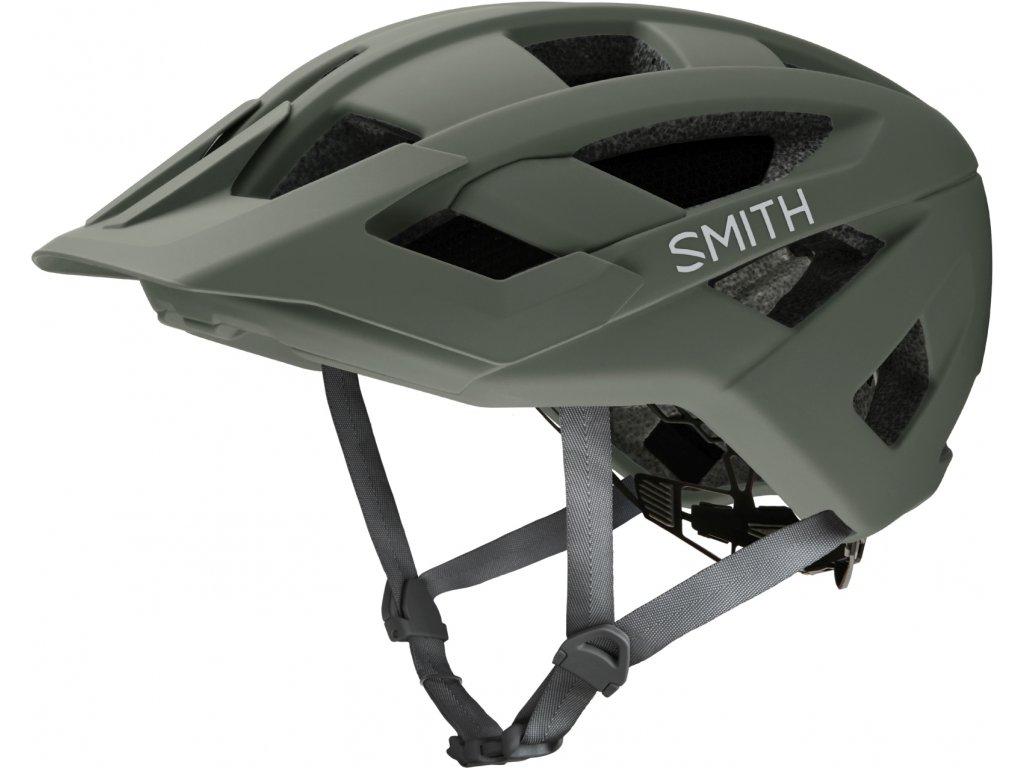 Cyklistická helma Smith Rover MIPS - matte black