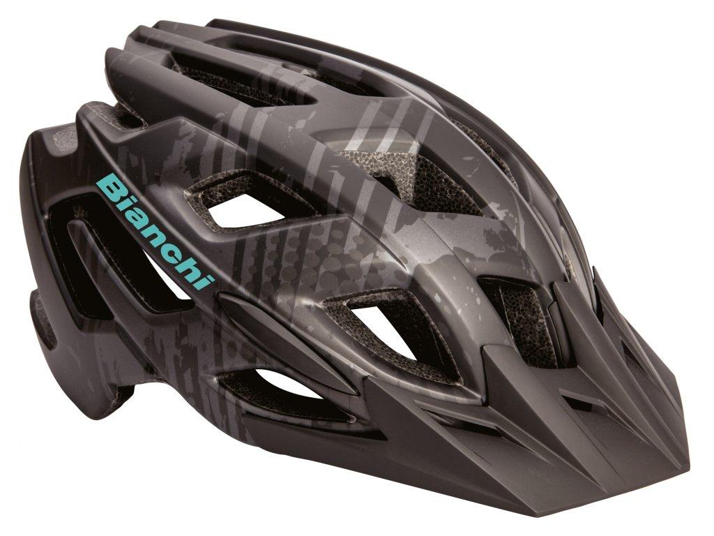 Cyklistická helma Bianchi ULTRAX - MTB