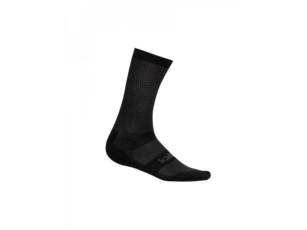 Ponožky Kalas Ponožky VERANO X9 | černé