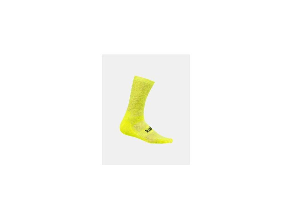 Ponožky Kalas Ponožky VERANO X9 | fluo