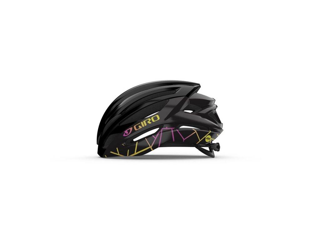 Cyklistická helma GIRO Seyen MIPS Black Craze