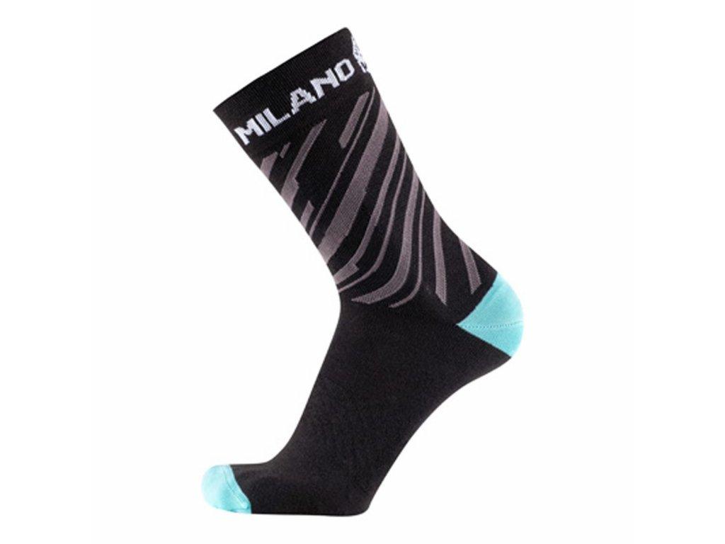 Ponožky Bianchi Milano SPRIANA - 4000