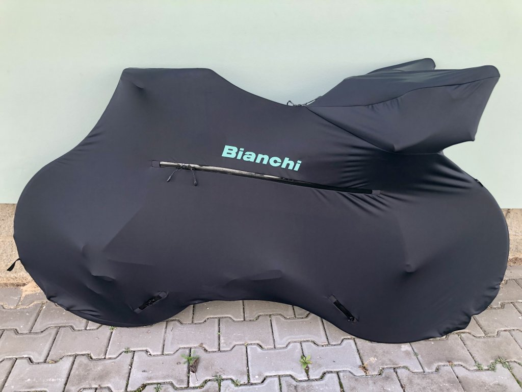 MONTONE obal na kolo Bianchi