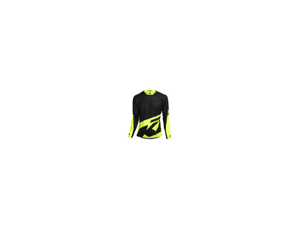 Dres KTM Factory Enduro long sleeve Black/Yellow