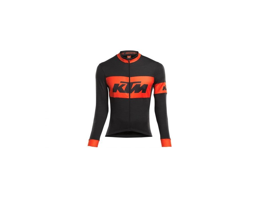 Dres KTM Renntrikot Factory Team II all season