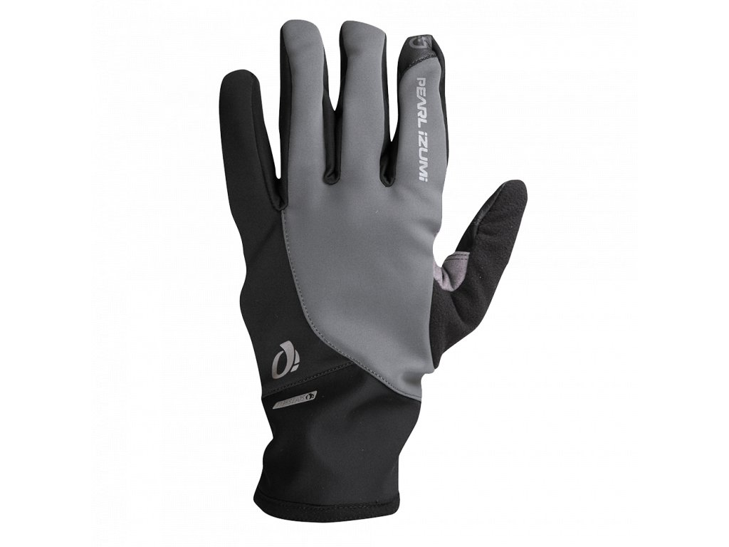 Pearl Izumi rukavice Select Softshelll, černá