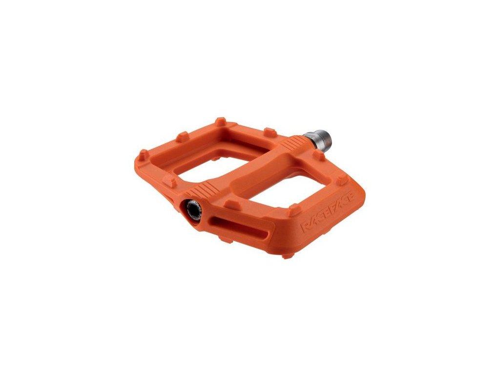 Pedály RACE FACE RIDE - oranžová