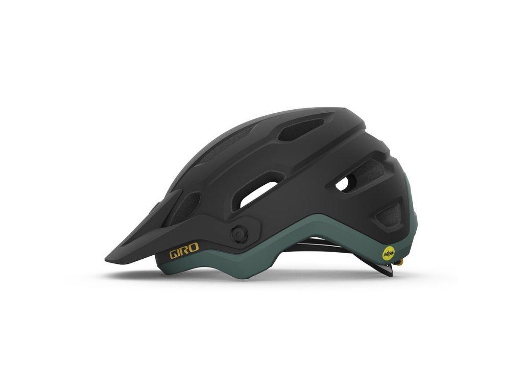 Cyklistická helma  GIRO Source MIPS Mat Warm Black