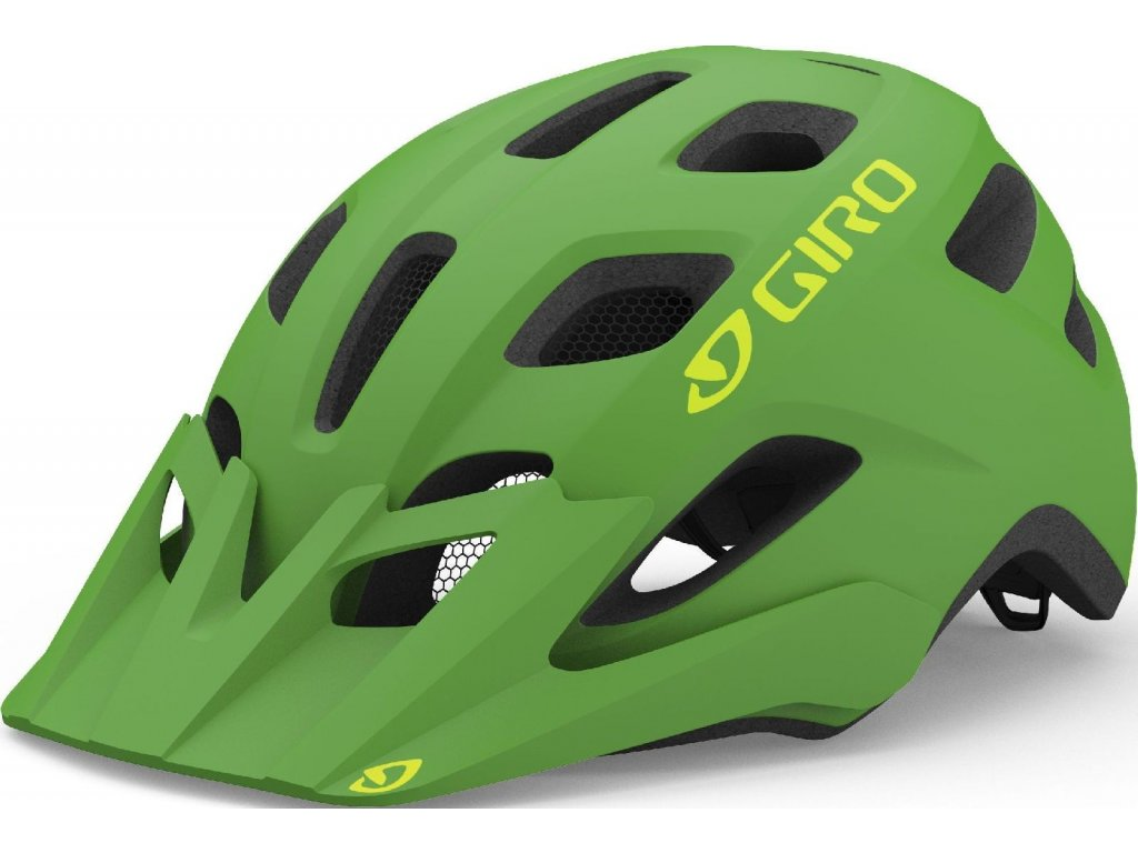 Dětská helma Giro Tremor Child Mat Ano Green