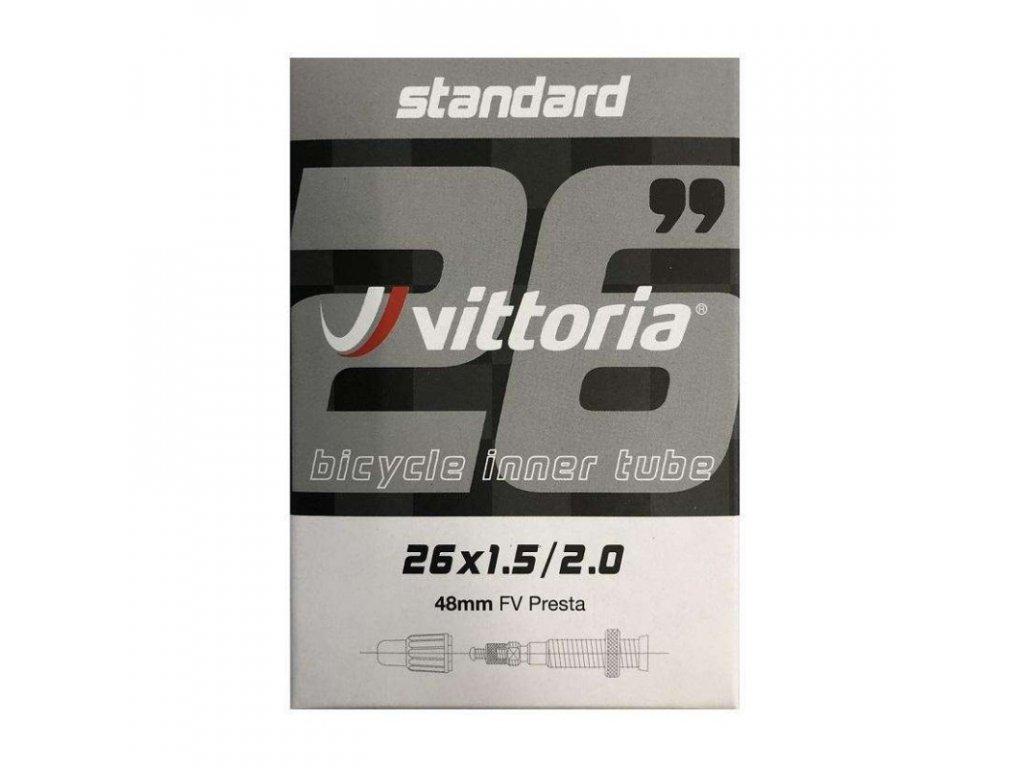 Duše MTB Standard 26x1.5/2.0 FV presta 48mm