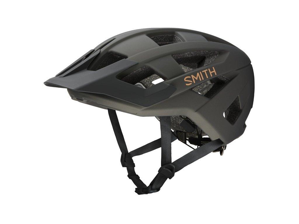 Cyklistická helma Smith VENTURE Matte Gravy