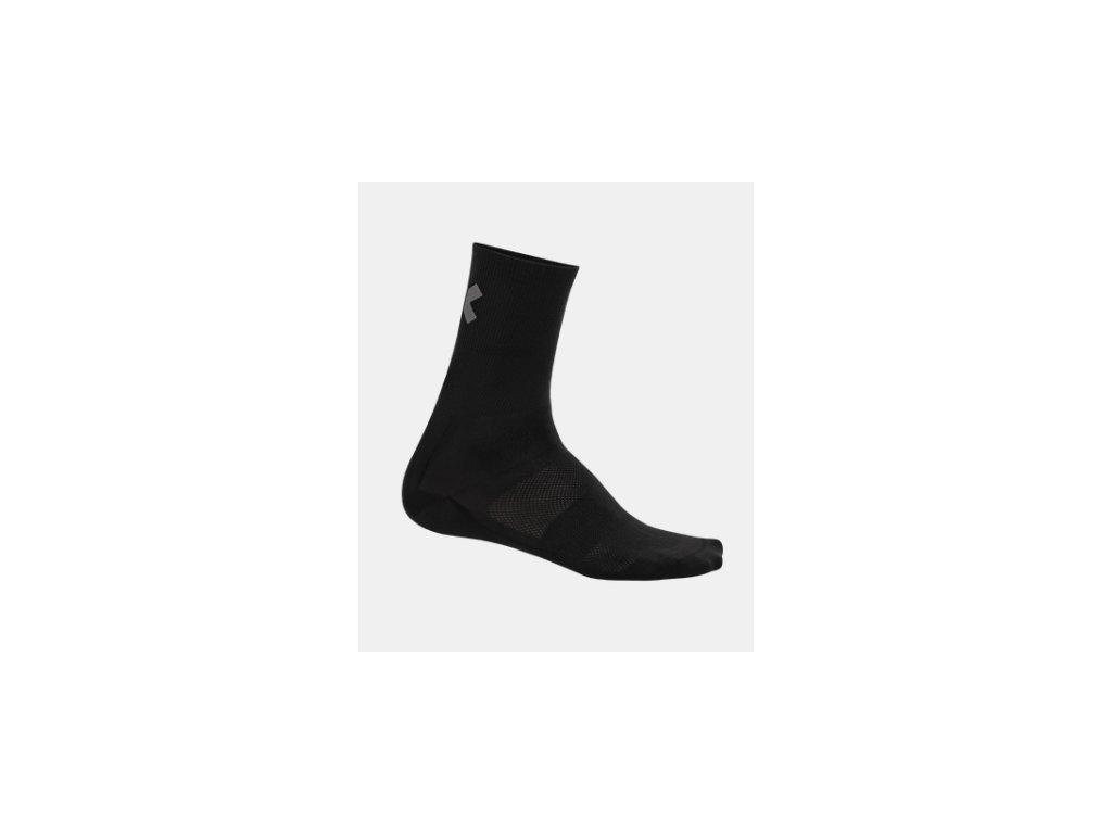 Vysoké ponožky Kalas RIDE ON Z - černé