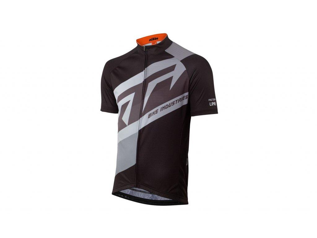 Dres KTM Factory Line black/grey