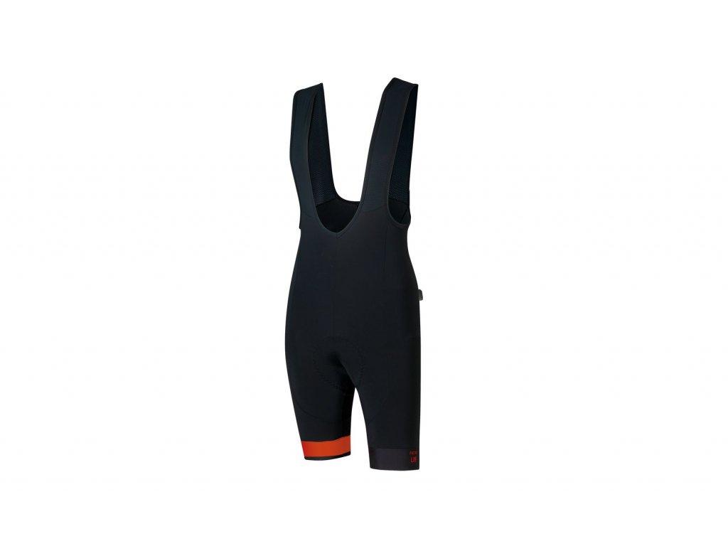 Kraťasy KTM Factory line black/orange
