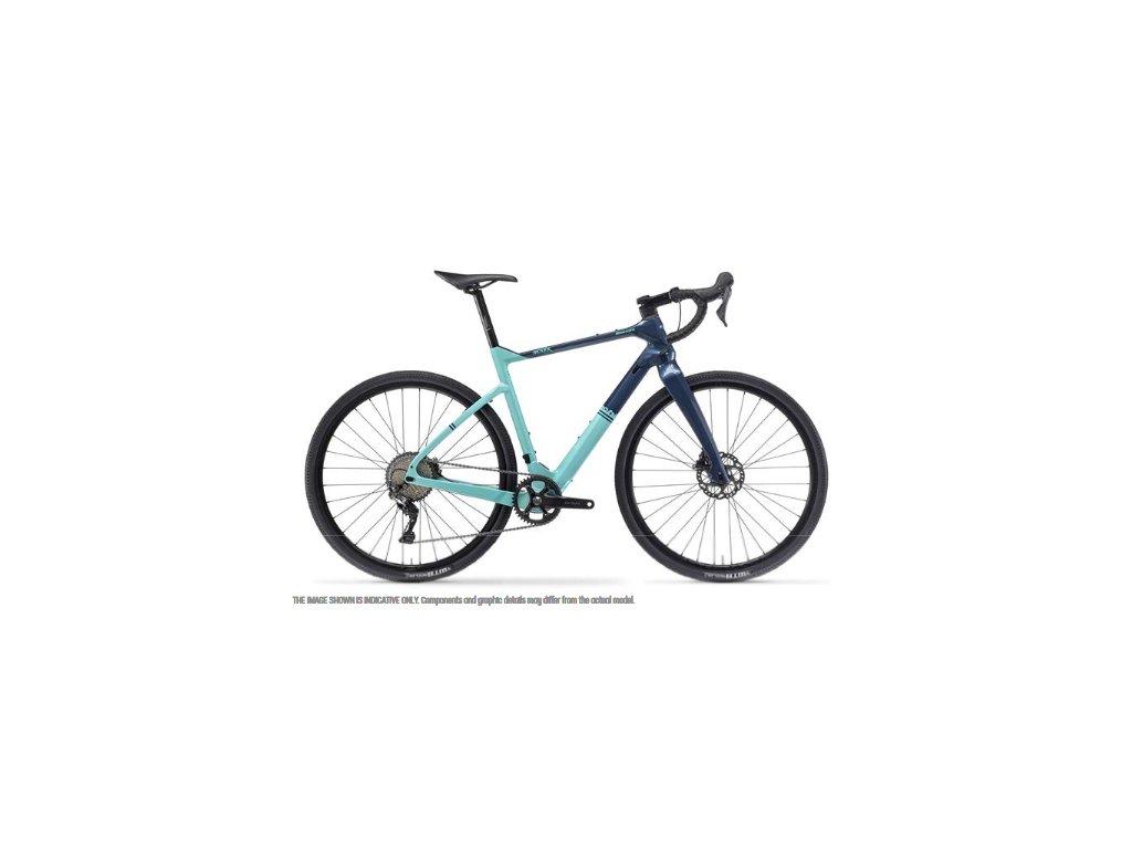 BIANCHI ARCADEX GRX 810Di2 (2021) CELESTE