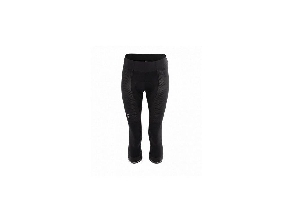 Dámské 3/4 kalhoty Kalas PURE Z černé