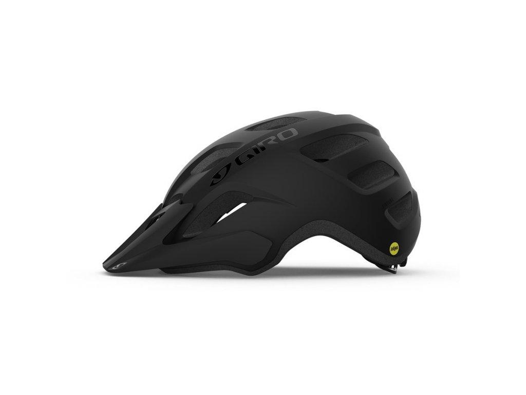Cyklistická helma  GIRO Fixture MIPS XL Mat Black