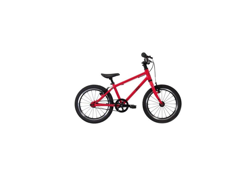Dětské kolo Bungi Bungi Lite 16 (5,7kg) - červená