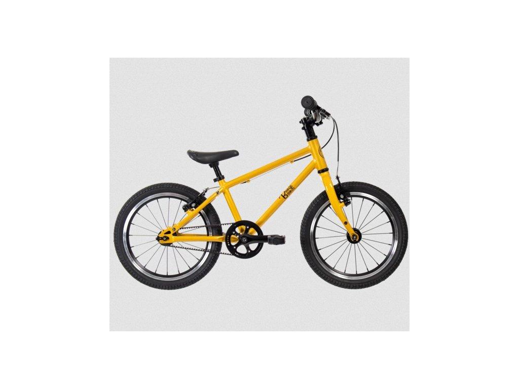 Dětské kolo Bungi Bungi Lite 16 (5,7kg) - žlutá