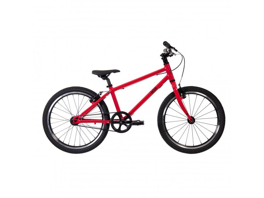 Dětské kolo Bungi Bungi Lite 20 (7,7kg) - červená