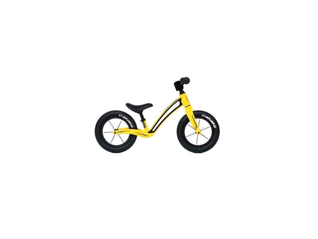 Dětské odrážedlo Bungi Bungi Lite 12 - žlutá