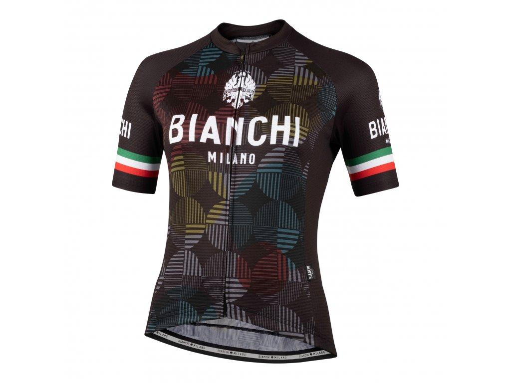 Dámský dres Bianchi Milano ANCIPA - 4000