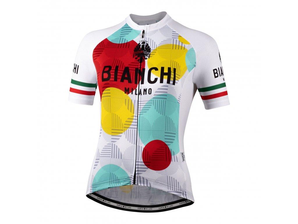 Dámský dres Bianchi Milano ANCIPA - 4020