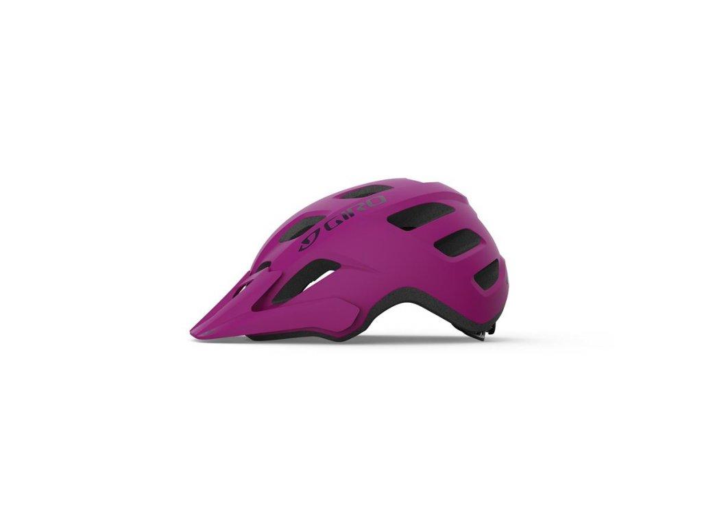 Dětská cyklistická helma Giro Tremor Mat Pink Street