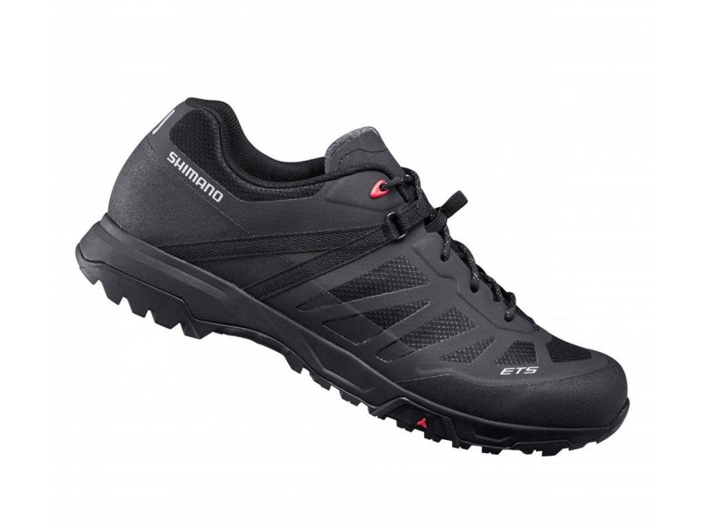 SHIMANO obuv SH-ET500ML černá