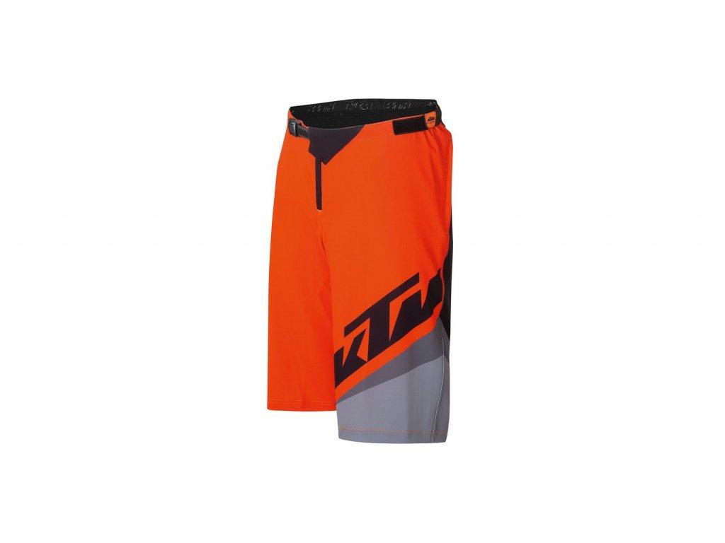 Kraťasy KTM Factory Enduro - oranžové