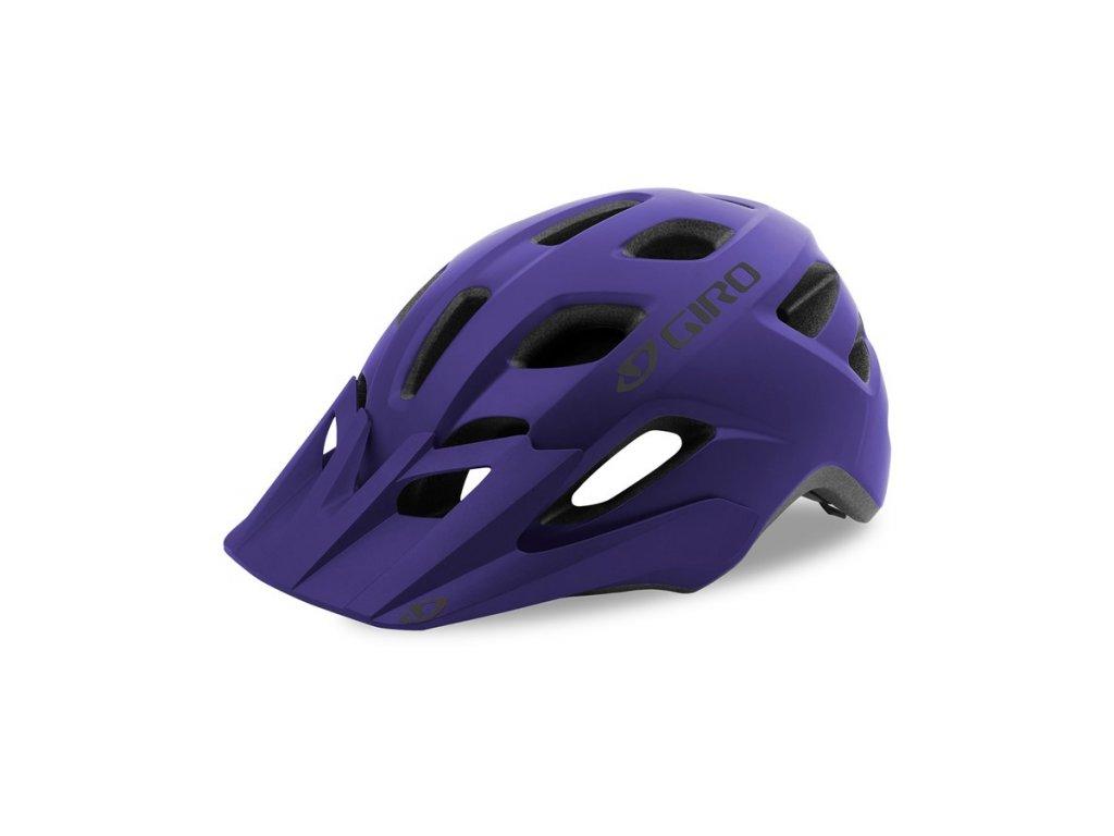 Dětská helma GIRO Tremor Mat Purple