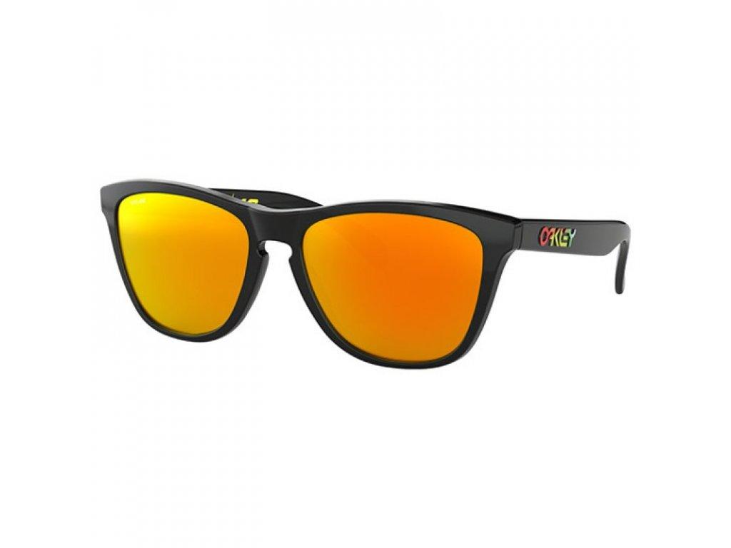 Brýle Oakley Frogskins Valentino Rossi Prizm