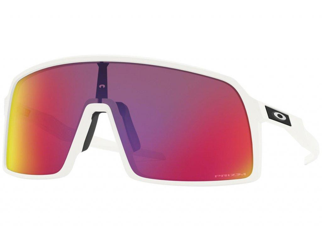 Brýle Oakley Sutro Mtt Wht  PRIZM Road