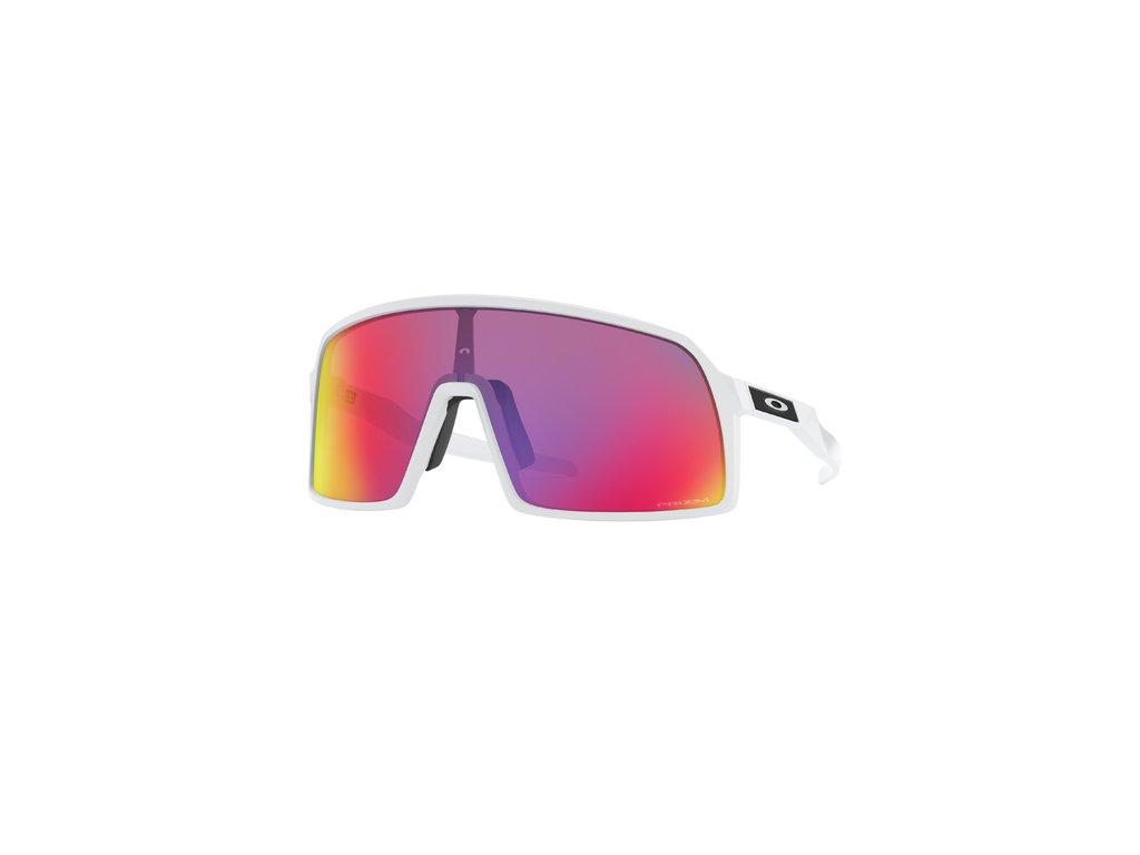 Brýle Oakley Sutro S Mtt White w/ PRIZM Road
