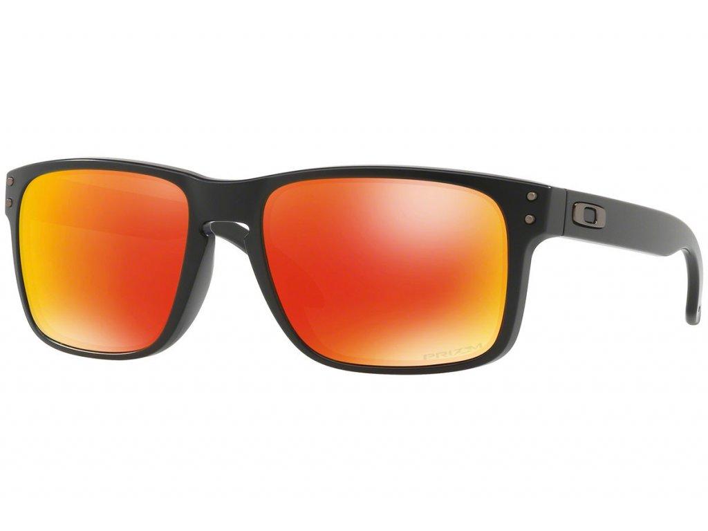 Brýle OAKLEY Holbrook Matte Black Prizm Ruby