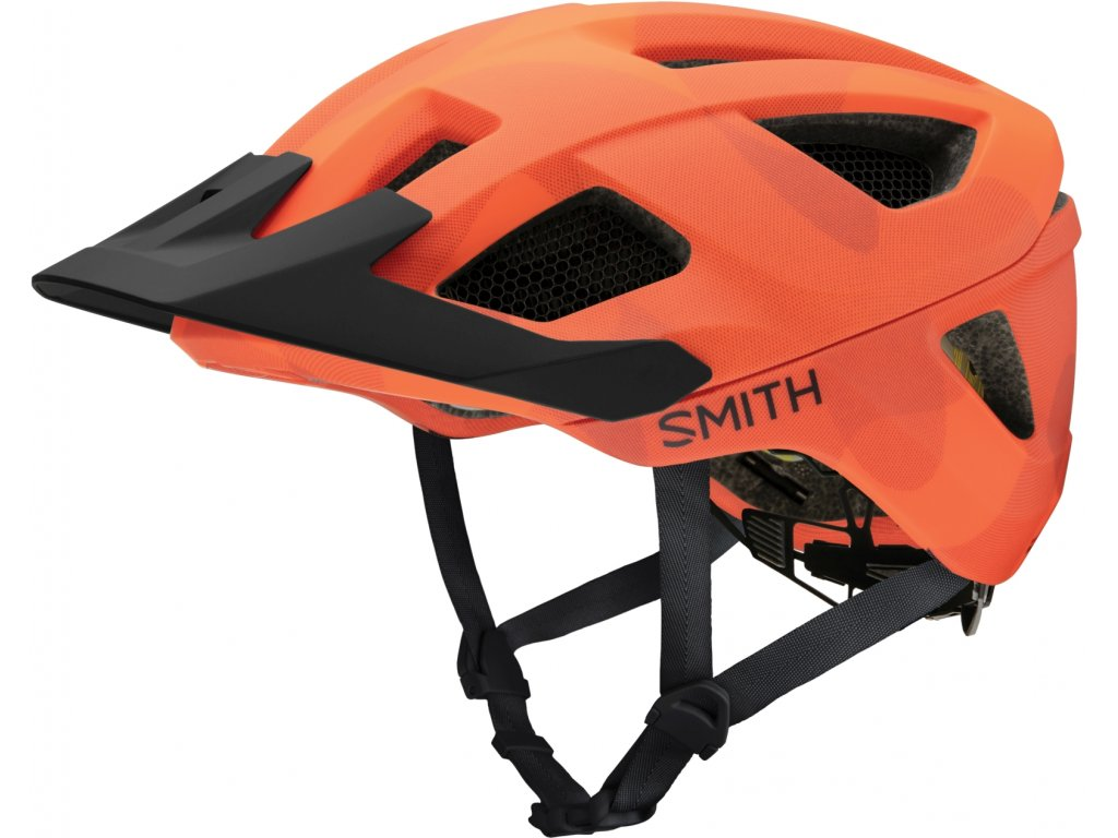 Cyklistická helma Smith Session MIPS - Matte Cinder Haze
