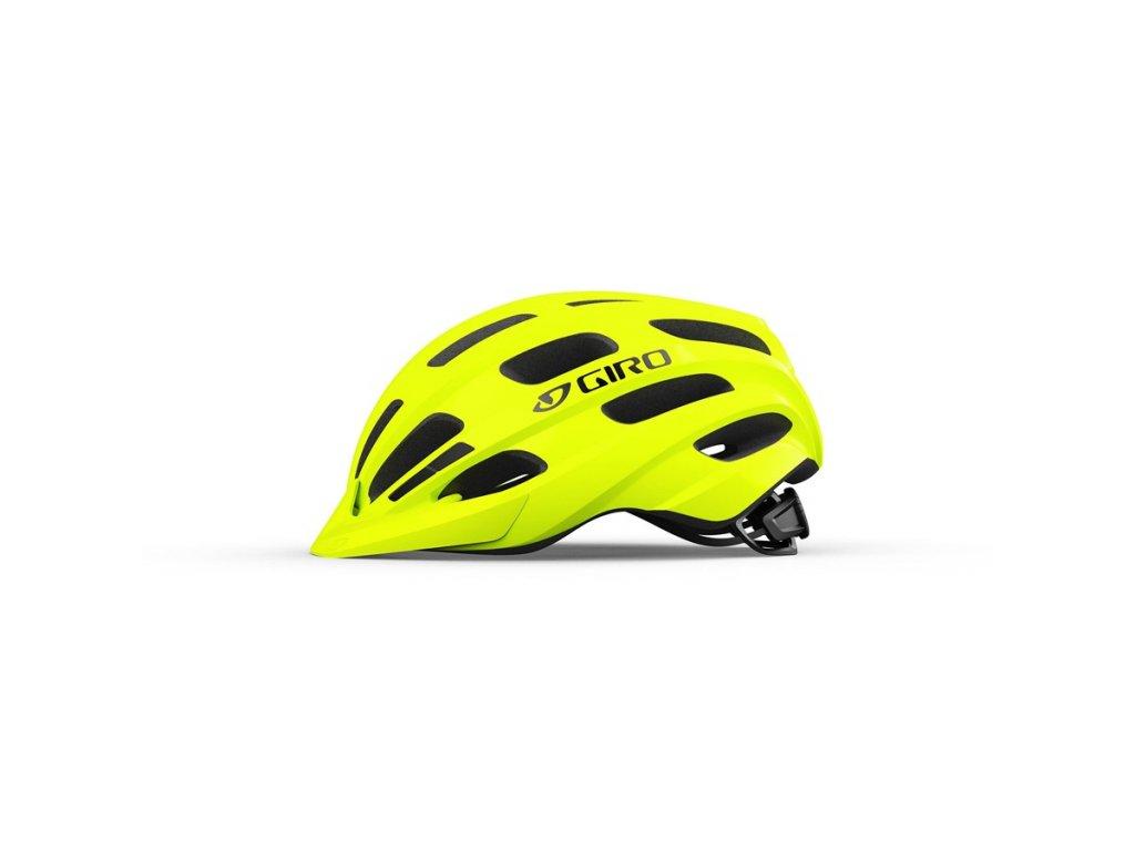 Cyklistická helma  GIRO Register Highlight Yellow