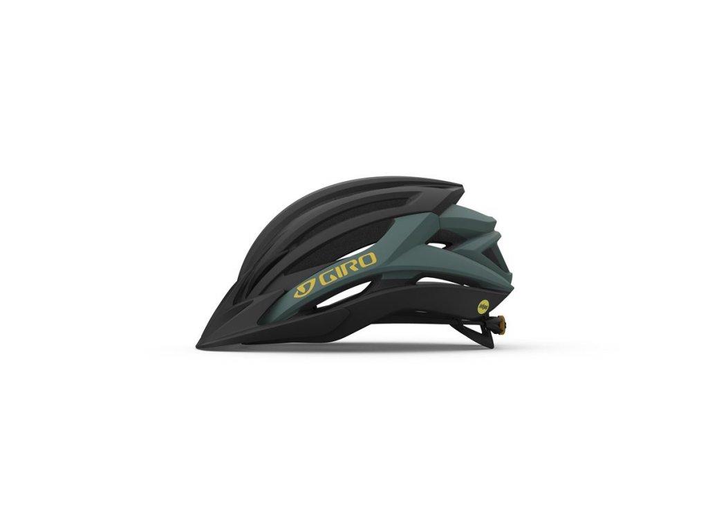 Cyklistická helma GIRO Artex MIPS Mat Warm Black