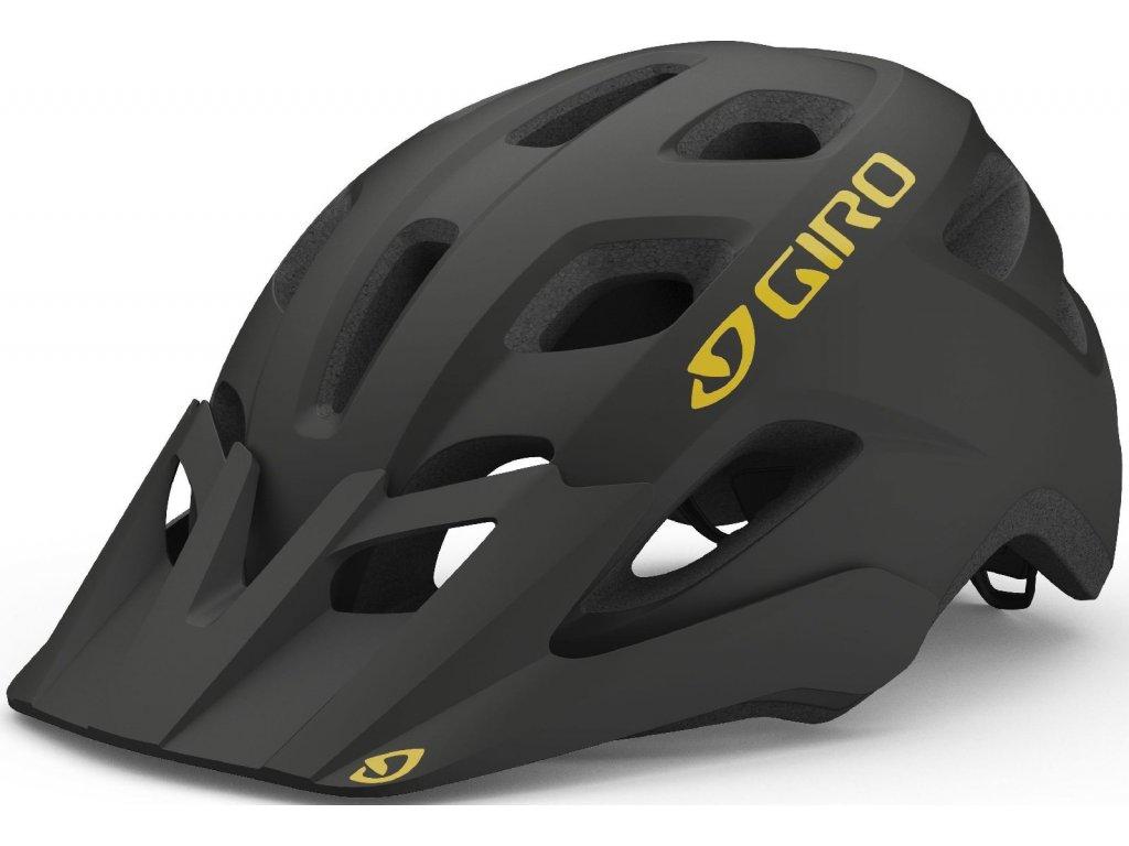 Cyklistická helma Giro Fixture Mat Warm Black