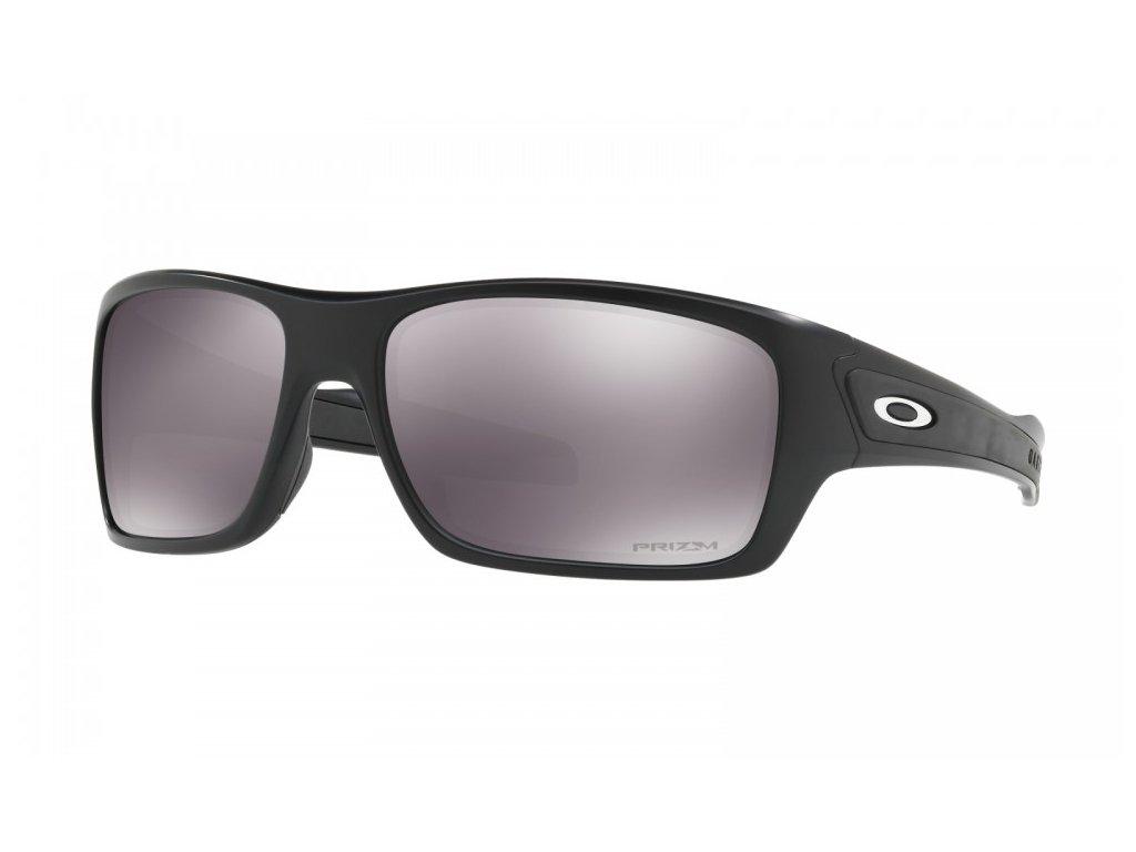 OAKLEY brýle Turbine Matte Black PRIZM BLACK