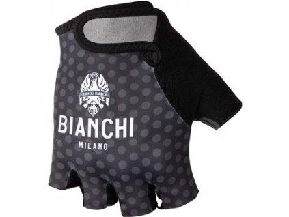 Rukavice Bianchi Milano ALVIA - černé - 2019