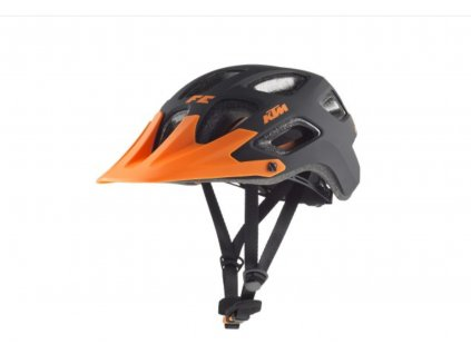 Cyklistická přilba KTM Factory Enduro Black/orange