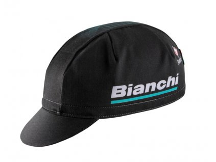 Čepice Bianchi Racing Cap černá